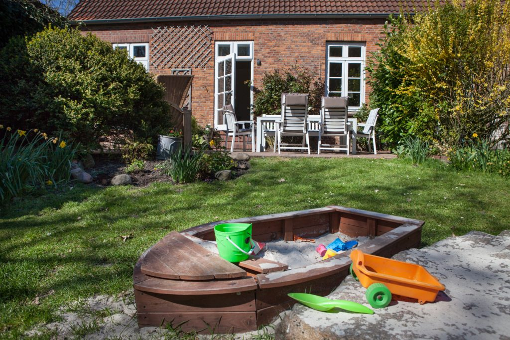 Ferienhaus von privaten Vermietern für Ihren nächsten Urlaub auf der Halbinsel Eiderstedt. St. Peter-Ording