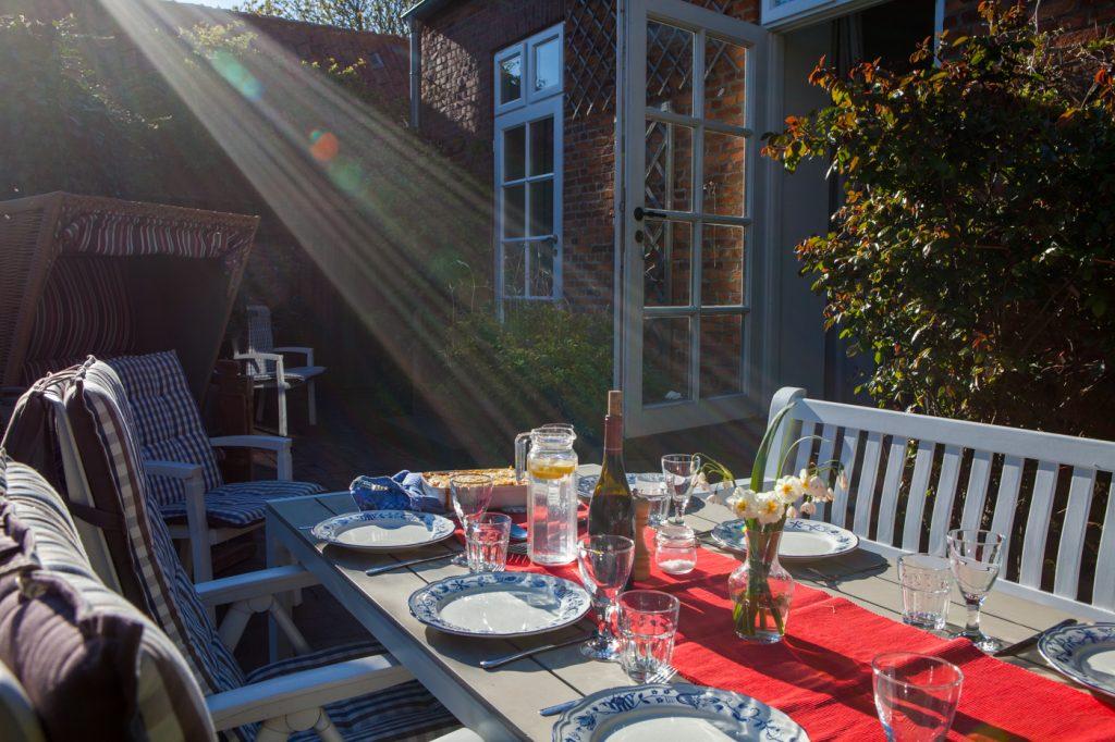 Unterkünfte für Ihren Nordsee Urlaub auf der Halbinsel Eiderstedt.