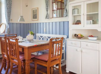 Holiday home, family vacation on the North Sea